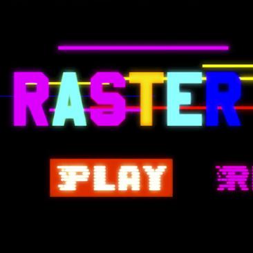 RASTER BURN